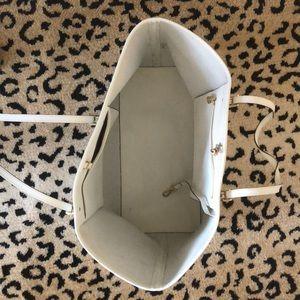Michael Kors Bags - Michael Kors white tote